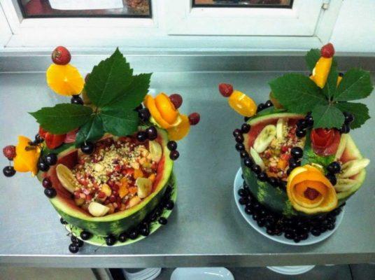 Feestelijk fruit